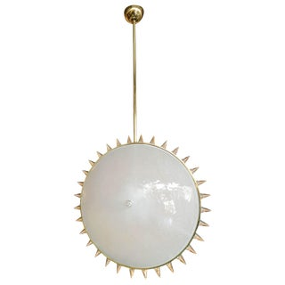 Sun Pendant by Fabio Ltd For Sale