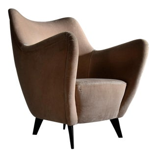 Perla Armchair by Guglielmo Veronesi for ISA