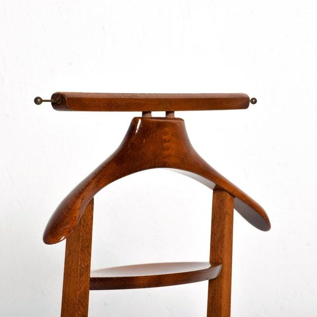 Fratelli Reguitti Fratelli Reguitti Italian Valet by Ico Parisi Italian Mid Century Modern For Sale - Image 4 of 9