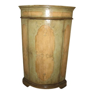 18th Century French Corner Cabinet For Sale