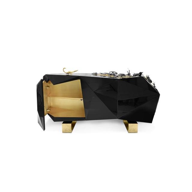 Metamorphosis Diamond Sideboard From Covet Paris For Sale - Image 4 of 5