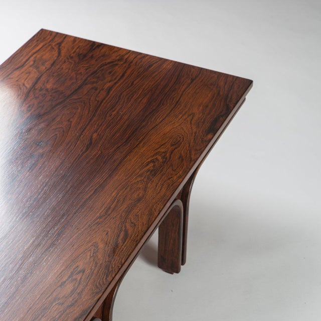 Coffee Table by Gianfranco Frattini for Bernini For Sale - Image 6 of 11