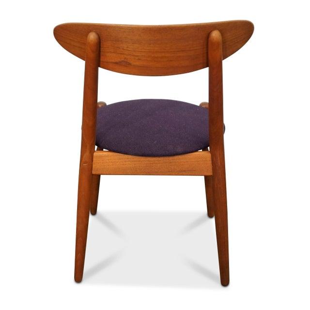 P. Jeppesens Møbelfabrik Vilhelm Wohlert Louisiana Chair - Set of 2 For Sale - Image 4 of 9