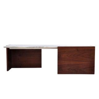 Minimalist Center Table by Vladimir Kagan For Sale
