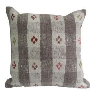 Handmade Decorative Kilim Pillow Cover For Sale