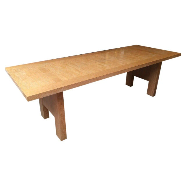 Christian Liaigre Holly Hunt Abyss Dining Table - Image 1 of 9