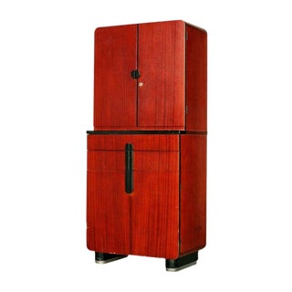 Donald Deskey Bar Cabinet for Hamilton Company For Sale