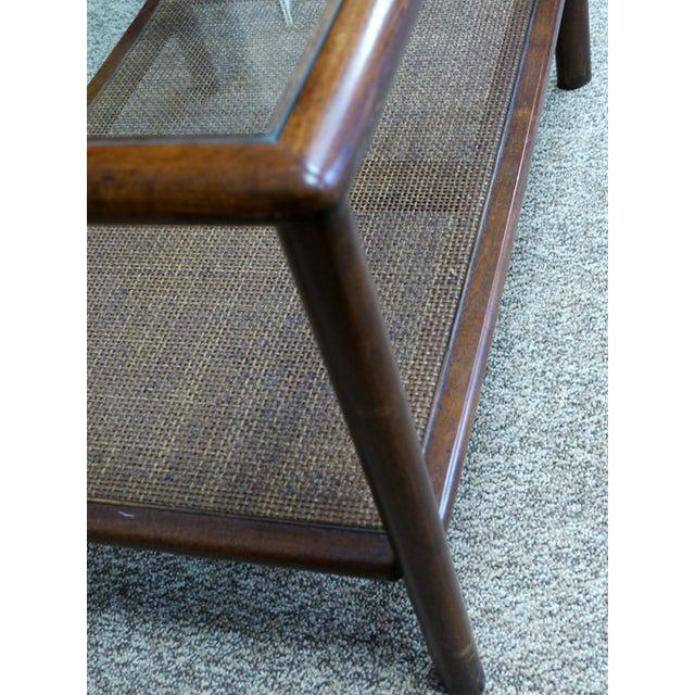 Mid-Century Danish Modern Wood Coffee Table - Image 3 of 3