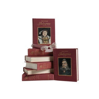 Shakespeare in Dusted Rose Gift Set, S/7 For Sale