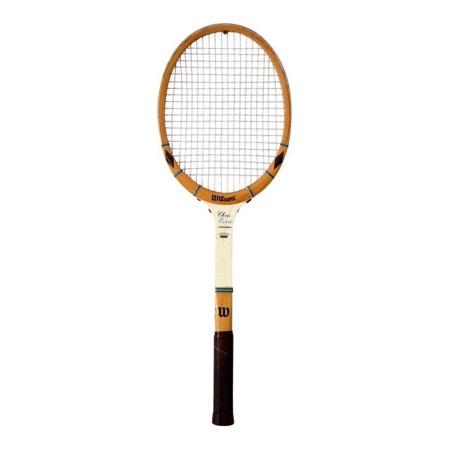 1970s Wilson Chris Evert Tennis Racquet For Sale