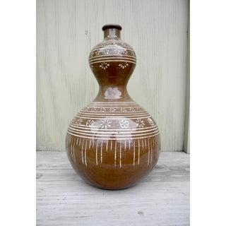 20th Century Native Ceramic Pottery Vessel Jar Preview