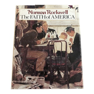 Vintage Norman Rockwell Book For Sale