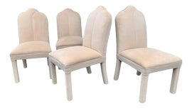 Image of Milo Baughman Dining Chairs