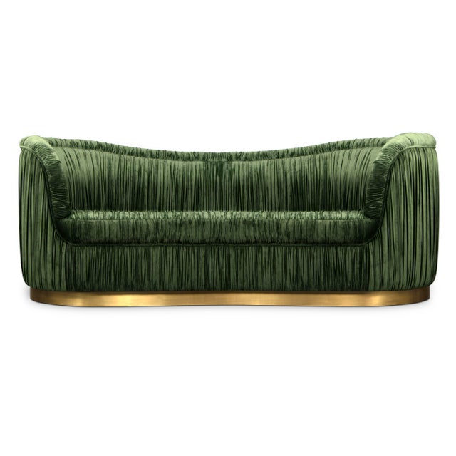 Not Yet Made - Made To Order Covet Paris Dakota Sofa For Sale - Image 5 of 9