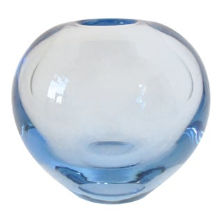 Per Lütken for Holmegaard Glass Vase For Sale
