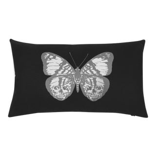 Maverick Butterfly Lumbar Pillow