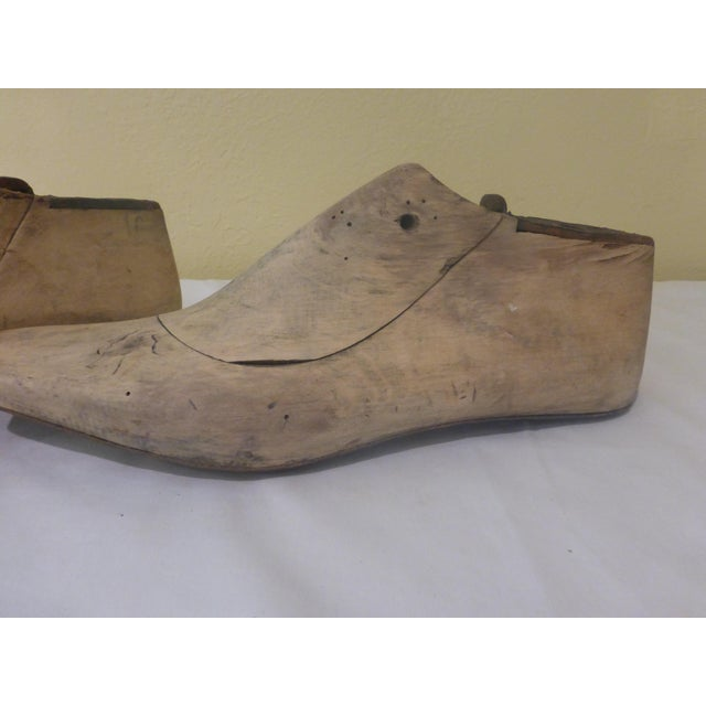 Vintage Shoe Molds - Pair - Image 4 of 7