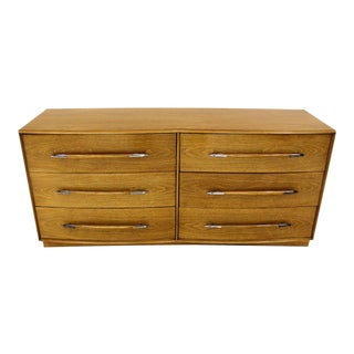 Robsjohn-Gibbings for Widdicomb Mid-Century Modern Dresser Credenza For Sale