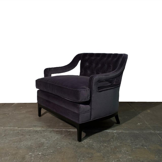 1960's Diskin Art Club Chair For Sale In Los Angeles - Image 6 of 6