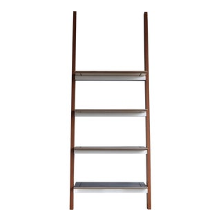 Mid-Century Modern TGM Leaning Shelves For Sale