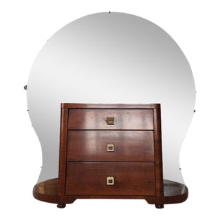 Architectural Modern Dresser by Morris of Los Angeles