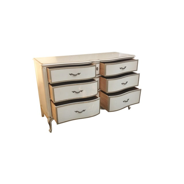 Drexel Touraine Six Drawer Dresser 1965 - Image 3 of 8