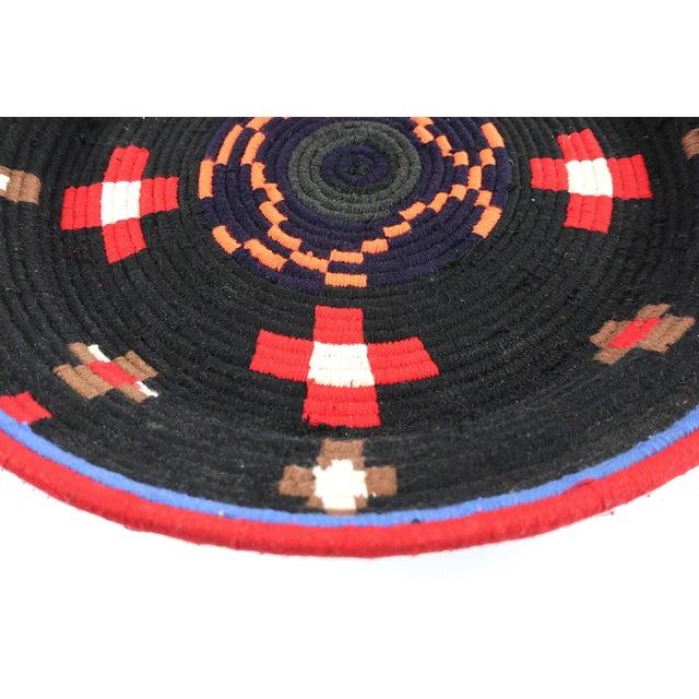 Vintage Moroccan Berber Basket For Sale - Image 4 of 7