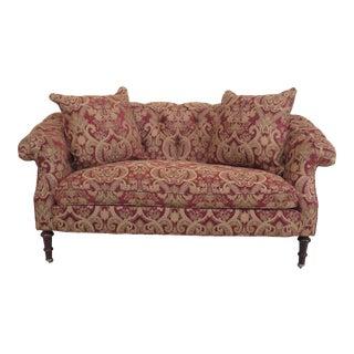 Southwood Tufted Back Upholstered Loveseat For Sale