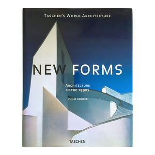 """New Forms Architecture in the 1990's"" 1st Edition Hardcover Design Book"