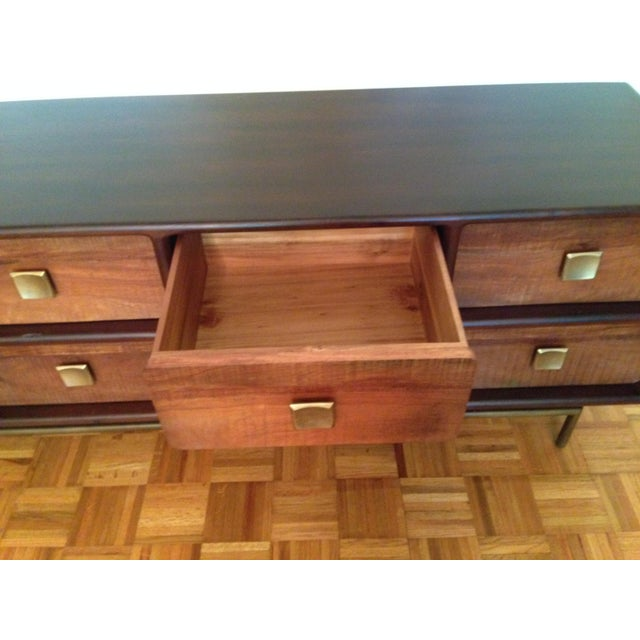 Crate & Barrel Crate & Barrel Zander 8-Drawer Dresser For Sale - Image 4 of 4