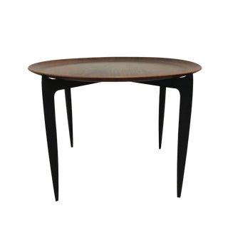 Engholm & Willumsen for Fritz Hansen Round Tray Table