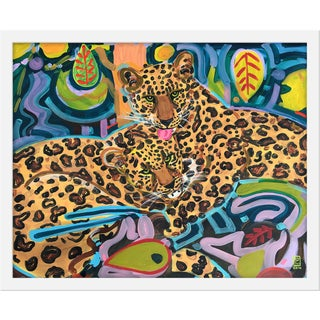 "Medium ""Jaguars"" Print by Jelly Chen, 22"" X 18"" For Sale"