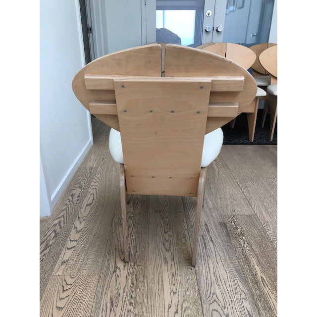 Eames Mid-Century Inspired Dining Chairs - Set of 6 For Sale - Image 4 of 6