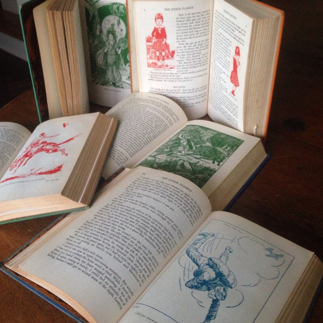 Mid-Century Children's Book Collection - Set of 5 - Image 5 of 11
