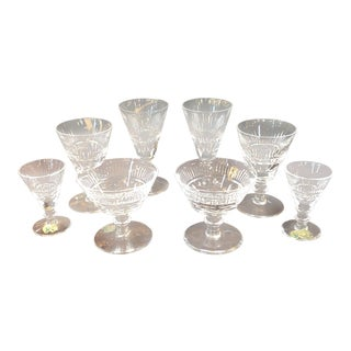 Waterford Mourne Cocktail Glasses - Set of 8 For Sale