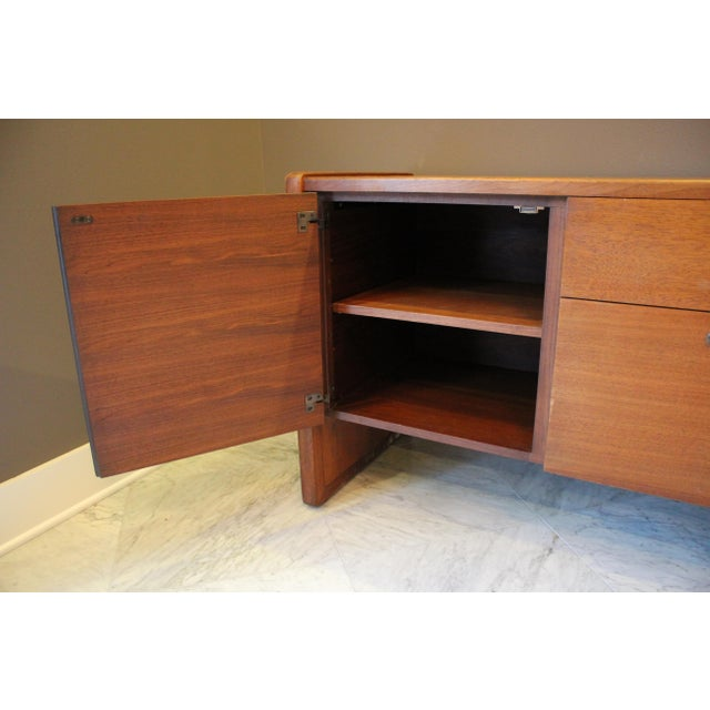 Mid-Century Modern, Teak Credenza Attributed to Milo Baughman - Image 5 of 11