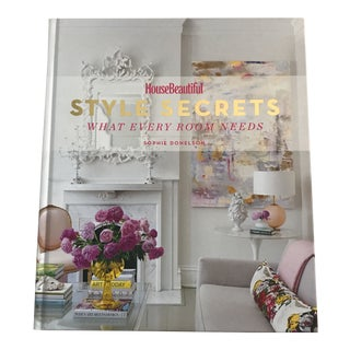 Style Secrets Book For Sale