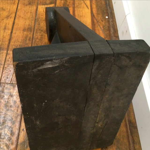 Sculpture - Abstract Industrial Form For Sale - Image 5 of 7