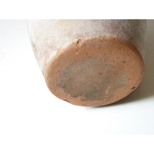 Islamic Rustic Terra Cotta Jug For Sale - Image 3 of 4