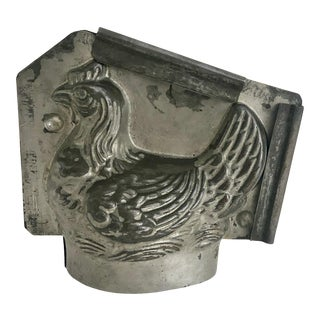 German Hen Chocolate Mold For Sale