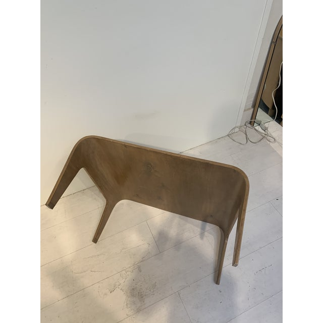 Wood Mid-Century Marcel Breuer for Isokon Design Low Side Table For Sale - Image 7 of 11