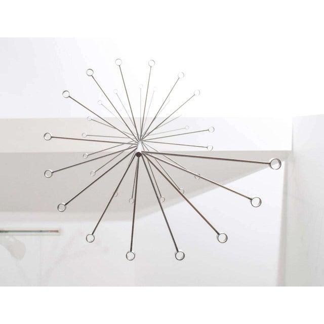 Danish Modern Poul Kjaerholm Pk-101 Hanging Candlestick For Sale - Image 3 of 7