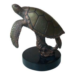 Metal Sea Turtle For Sale