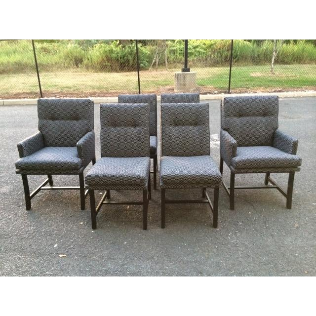 Harvey Probber for Directional Dining Chairs - Set of 6 - Image 2 of 11