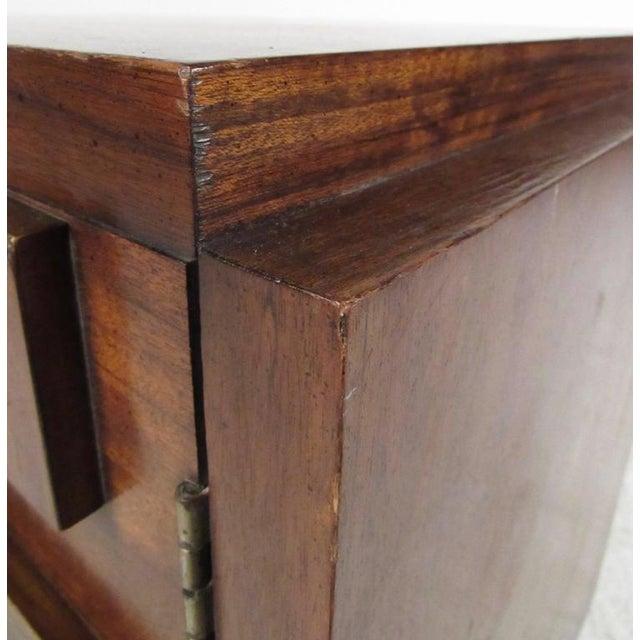 Wood Vintage Modern Brutalist Bedroom Set by Lane Furniture For Sale - Image 7 of 11