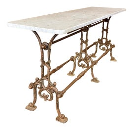 Image of Belle Epoque Console Tables