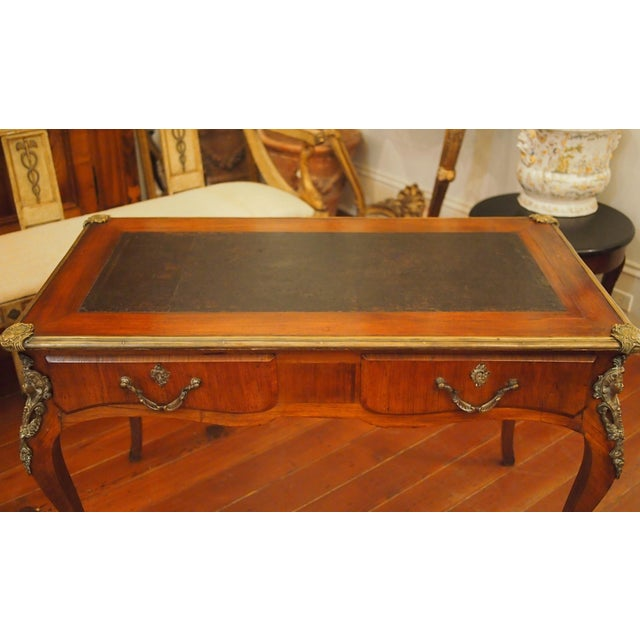 Regence Style Writing Table For Sale - Image 4 of 9