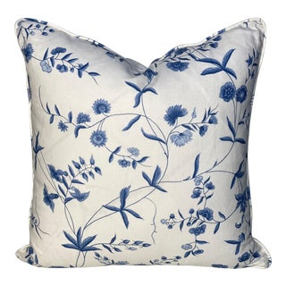 """Bennison """"Chinese Paper Ii"""" Pillow For Sale"""