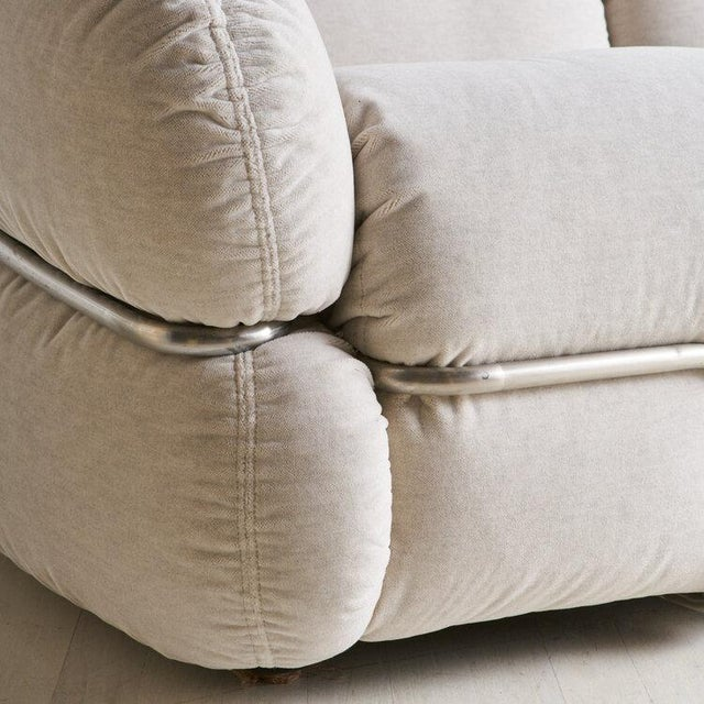 """1970s """"Okay"""" Sofa by Adriano Piazzesi, Italy 1970s For Sale - Image 5 of 10"""