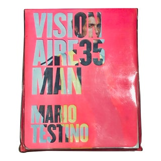 Visionaire 35 MAN by Mario Testino For Sale